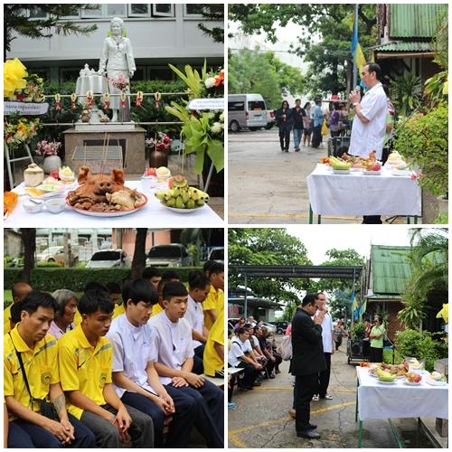 Khunying Saman Chai Damrongphae Phayathaya Memorial Day Work Day 2016