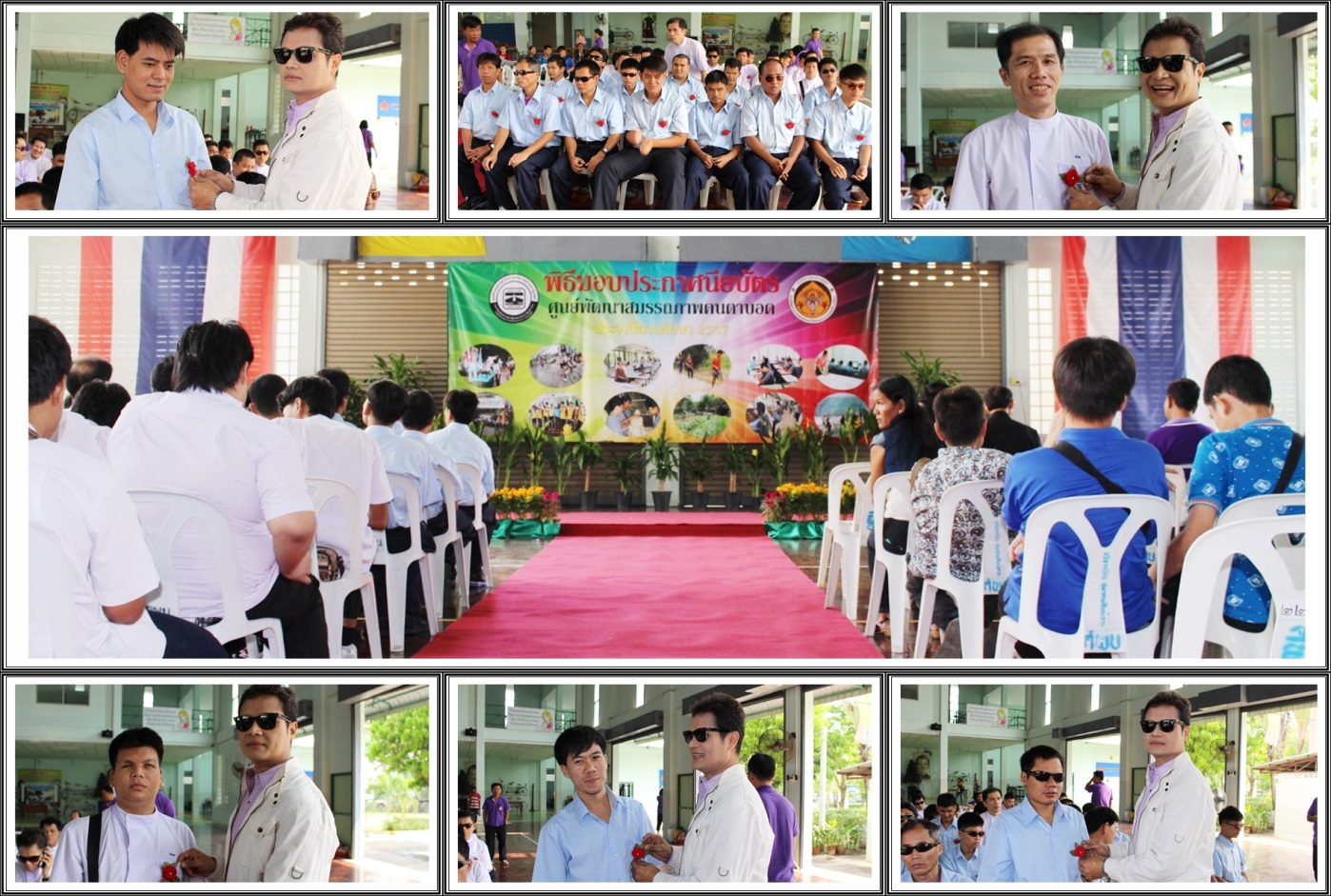 EN_งานแสดงความยินดีกับนักศึกษาที่สำเร็จการศึกษาจากศูนย์พัฒนาสมรรถภาพ